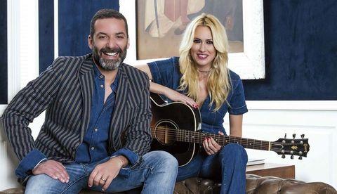 Carolina Cerezuela y Jaime Anglada