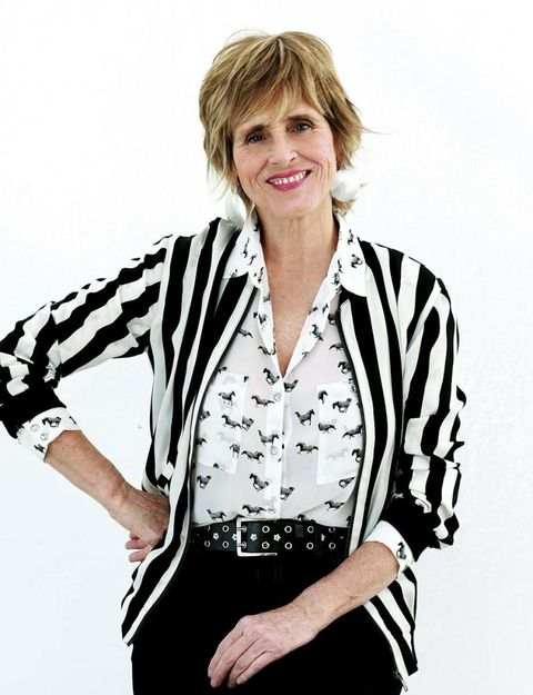 Arm, Collar, Dress shirt, Sleeve, Shoulder, Joint, Style, Waist, Jaw, Pattern,