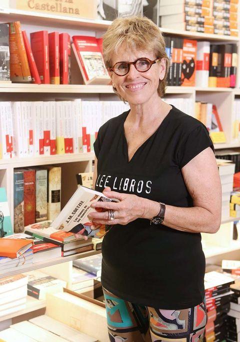 Bookselling, Bookcase, Glasses, Book, Shelving, Retail, Eyewear, Librarian, Shelf, Publication,