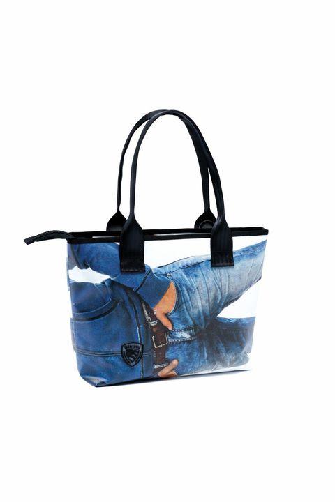 Handbag, Bag, Blue, Shoulder bag, Tote bag, Fashion accessory, Cobalt blue, Azure, Electric blue, Design,
