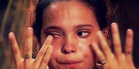 Face, Eyebrow, Hair, Forehead, Skin, Nose, Cheek, Lip, Close-up, Head,