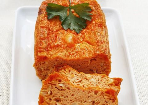 receta pastel de cabracho