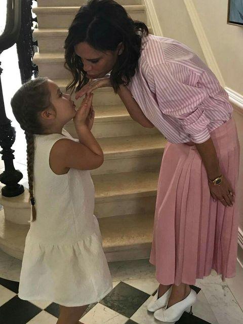 Pink, Interaction, Gesture, Child,