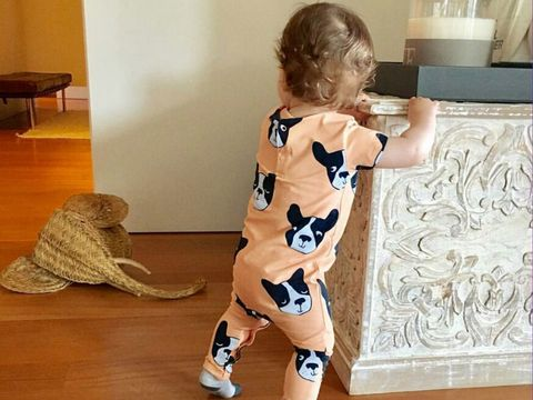 Child, Clothing, Toddler, Leg, Play, Human leg, Thigh, Joint, Floor, Footwear,