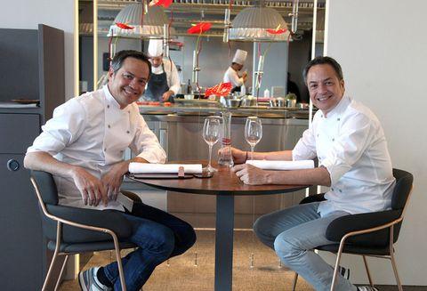Hermanos Torres restaurante en Barcelona