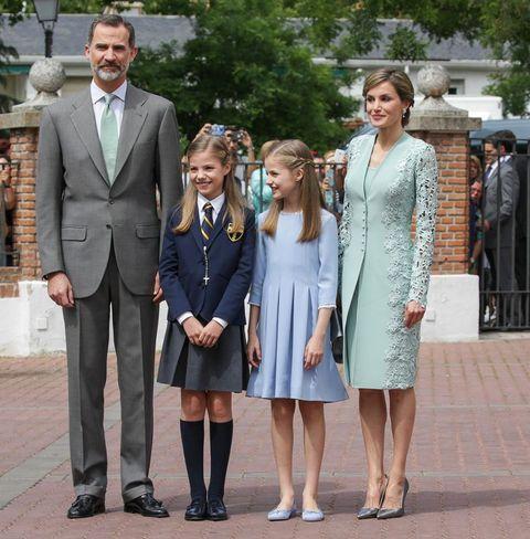 Comunión Infanta Sofía