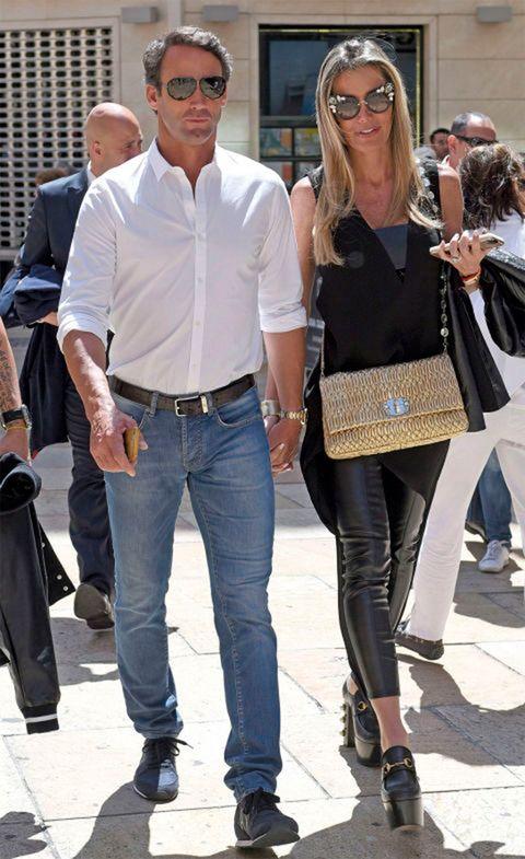 Jeans, Clothing, Street fashion, Fashion, Footwear, Eyewear, Denim, Snapshot, Riding boot, Sunglasses,