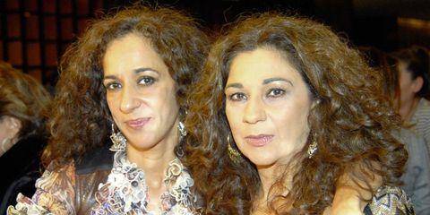 Lolita Y Rosario Flores Recuerdan A Su Madre En El 22