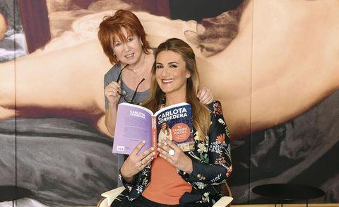 Carlota Corredera publica su primer libro