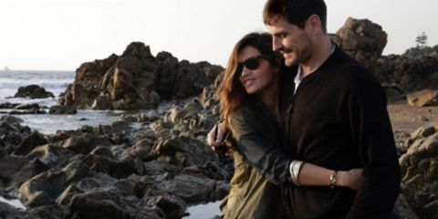 Eyewear, Vision care, Coastal and oceanic landforms, Photograph, Rock, Coast, Tourism, Sunglasses, Interaction, Honeymoon,