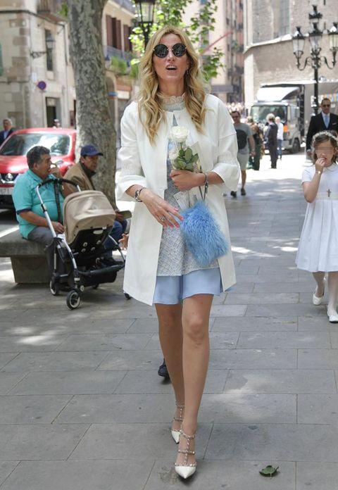 White, Clothing, Street fashion, Photograph, Fashion, Snapshot, Footwear, Denim, Shoe, Leg,