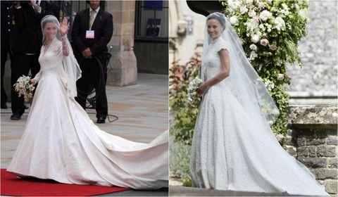 boda Pippa Middleton