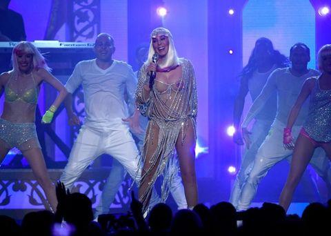 Cher en los BIllboard