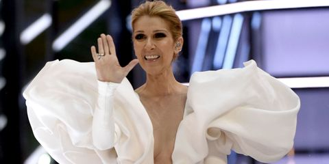 Celine Dion en los Billboard Awards