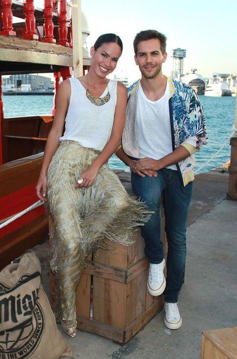 Mireia Canalda y Marc Clotet
