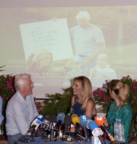 Richard Gere proyecto solidario niños con cáncer