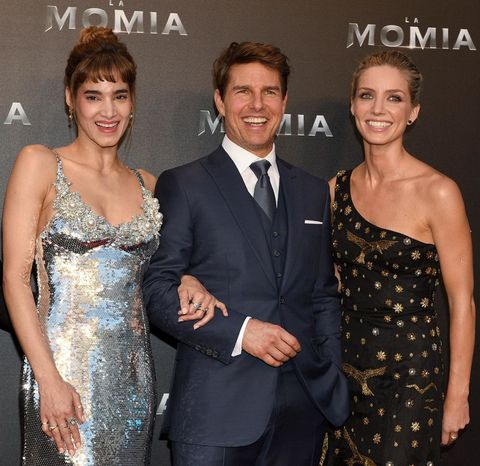 Tom Cruise estrena La Momia en Madrid