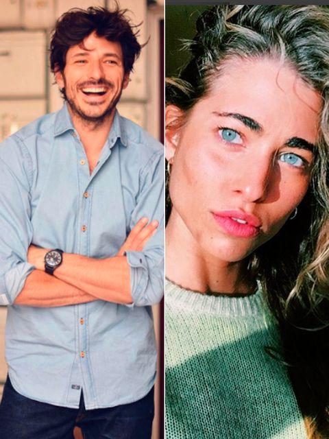 Andrés Velencoso y Ginevra Rossini