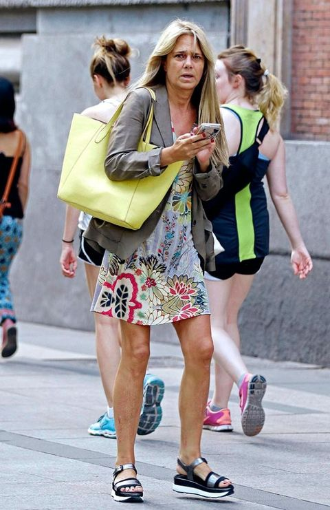 Street fashion, Photograph, People, Fashion, Clothing, Street, Footwear, Snapshot, Beauty, Yellow,