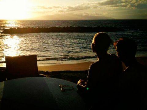 Sky, Sunset, Water, Horizon, Sea, Ocean, Evening, Sunrise, Morning, Vacation,