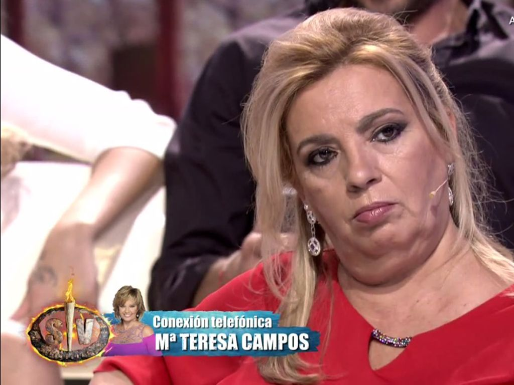 Edmundo Arrocet, María Teresa Campos