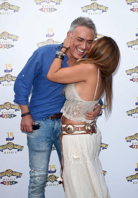 Kiko Hernández y Marta López
