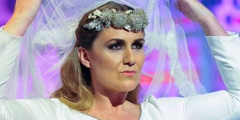 8ab61f63b Así ha celebrado Carlota Corredera su aniversario de boda