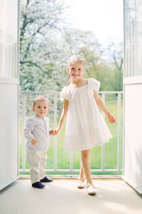 Photograph, Child, Dress, Toddler, Bridal party dress, Photography, Room,