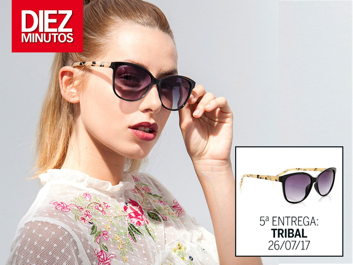 Gafas Diez Minutos De Moda Con Las OTiPkXuZ