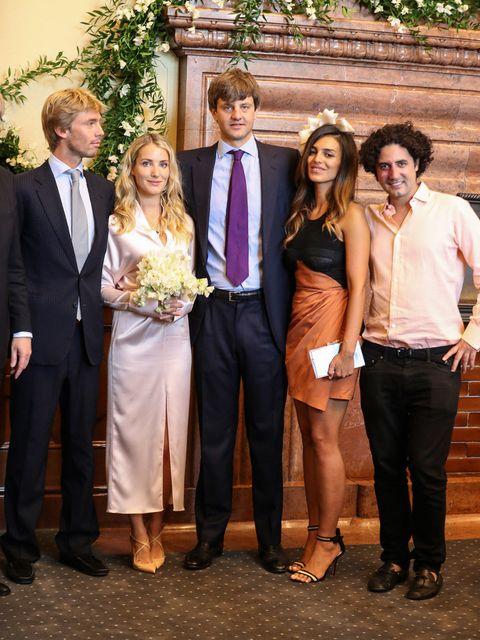 Ernesto Augusto de Hanóver y Ekaterina Malysheva boda