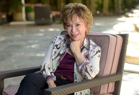 Isabel Allende presenta nueva novela Más allá del invierno
