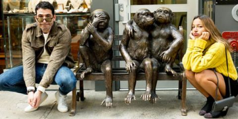 Statue, Human, Sculpture, Art, Bronze sculpture, Photography, Metal, Primate,