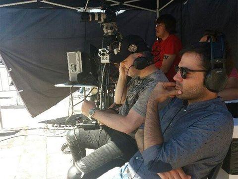 Cinematographer, Filmmaking, Camera operator, Film crew, Television crew, Photography, Eyewear, Videographer, Film producer,