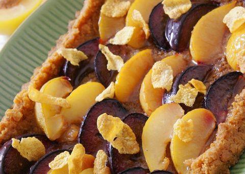 receta tarta de ciruelas