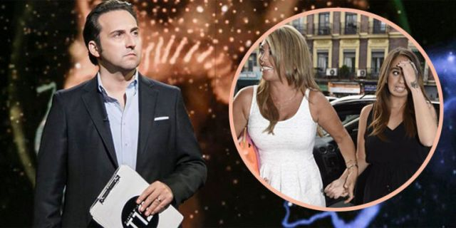 Iker Jiménez manda un mensaje a los que critican a Andrea en las redes