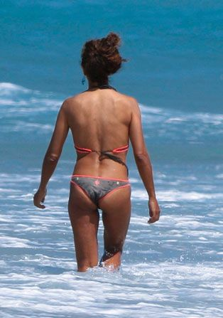 Undergarment, Bikini, Clothing, Swimwear, Vacation, Fun, Summer, Beach, Sun tanning, Lingerie,