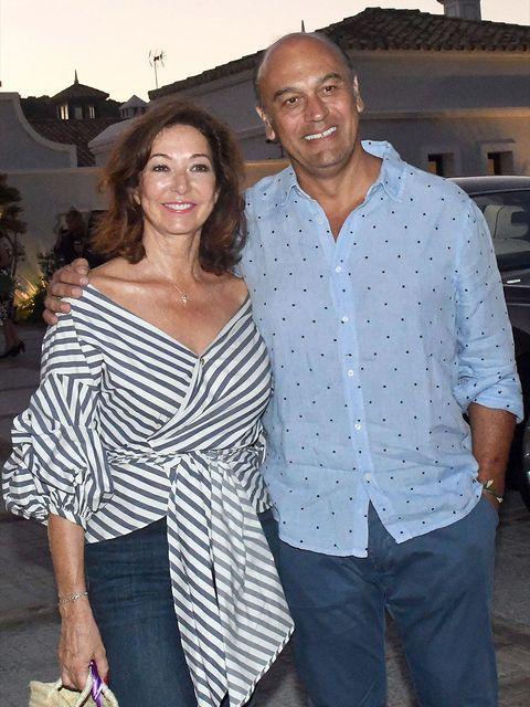 El marido de Ana Rosa Quintana es detenido por un chantaje