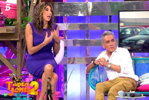 Kiko Hernández en 'Sálvame'