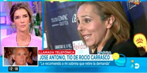 José Antonio, tío de Rocío Carrasco, en 'El programa de verano'