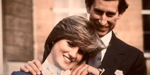 Lady Di y Carlos de Inglaterra