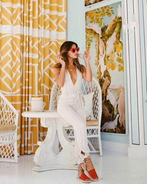 White, Clothing, Yellow, Fashion, Room, Fashion model, Dress, Formal wear, Fashion design, Textile,