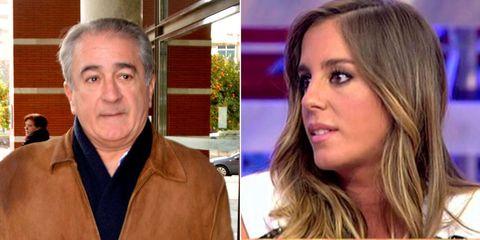 Bernardo Pantoja y su hija, Anabel Pantoja