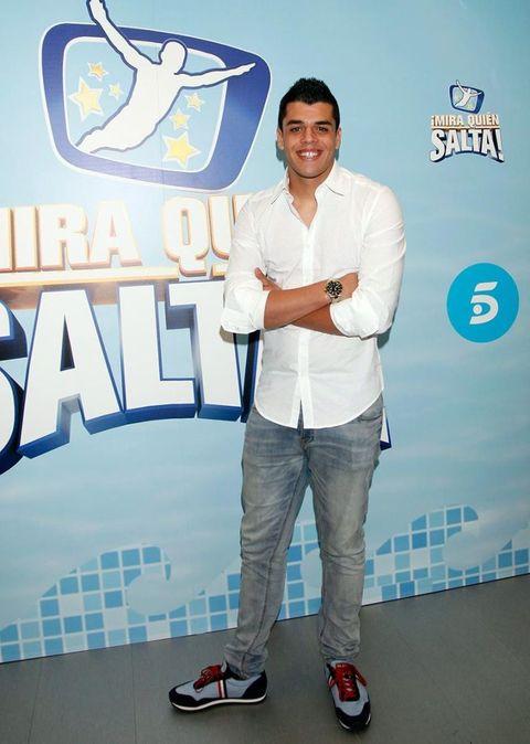 Sergi Capdevila, hijo de Sergio Dalma