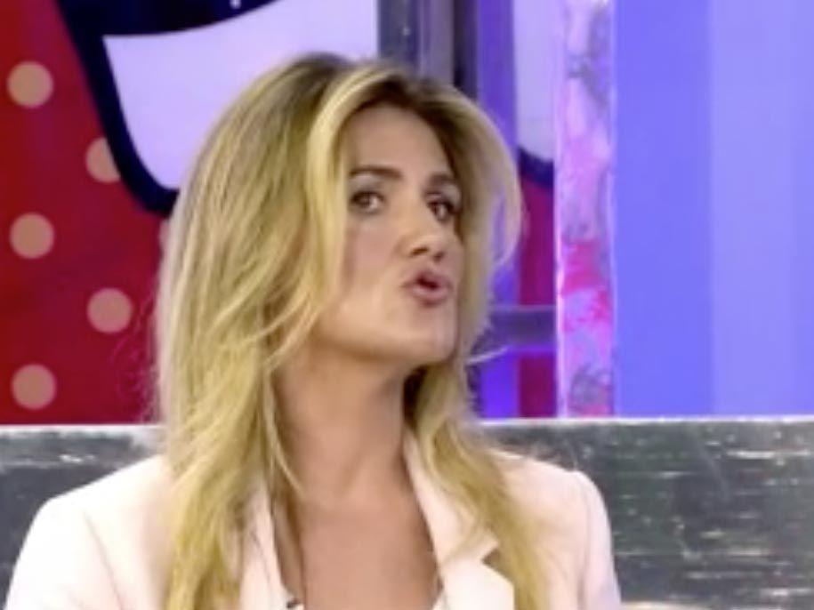 Carlota Corredera y Antonio Tejado