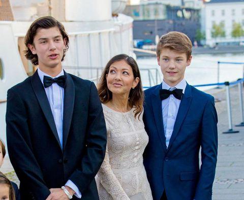 Nicolás de Dinamarca cumple 18 años
