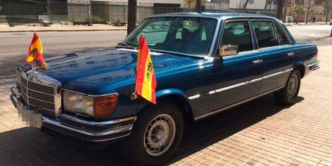 Land vehicle, Vehicle, Car, Luxury vehicle, Mercedes-benz, Mercedes-benz 450sel 6.9, Mercedes-benz w126, Classic car, Sedan, Mercedes-benz w123,