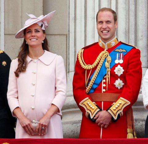 Kate Middleton y su hiperémesis gravídica