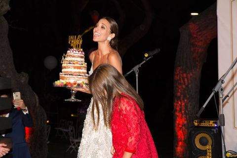 Cumpleaños de Paula Echevarría
