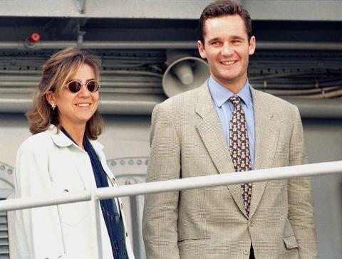 Los ex duques de Palma se casaron el 4 de octubre de 1997 en Barcelona. Repasamos cómo ha sido su historia de amor.