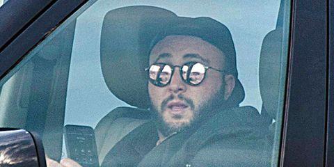 Vehicle door, Driving, Glasses,